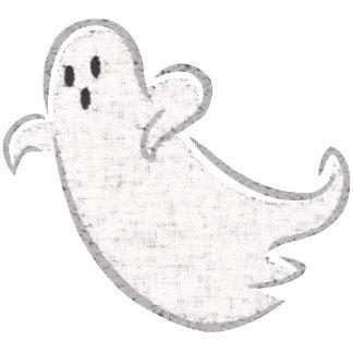 Ghost Halloween Decoration Statuette