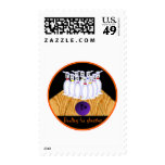 Ghost Halloween gifts Stamps
