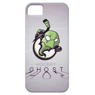 Ghost Hockey iPhone 5 Covers
