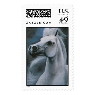 """""""Ghost Horse"""" Postage"""