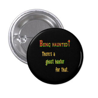 Ghost Hunter App For That (Black Background) Buttons