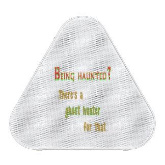 Ghost Hunter App For That Bluetooth Speaker