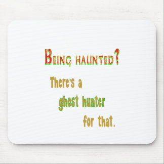 Ghost Hunter App For That Mouse Pad