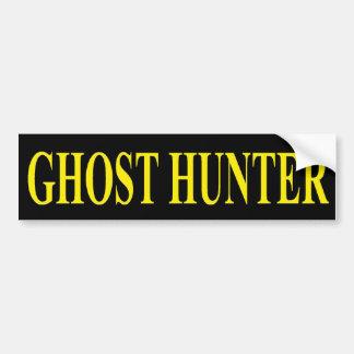 Ghost Hunter Bumper Sticker Car Bumper Sticker
