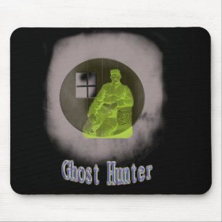 Ghost hunter designs mouse pad