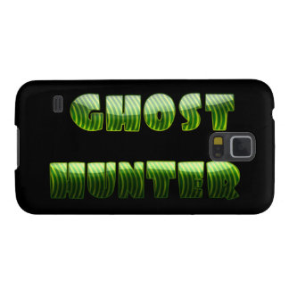 Ghost Hunter Green Wave Galaxy S5 Cover