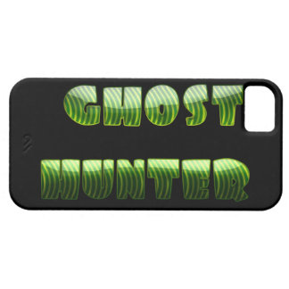 Ghost Hunter Green Wave iPhone SE/5/5s Case