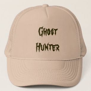 6cc1f50454e7b Ghost Hunters Hats   Caps