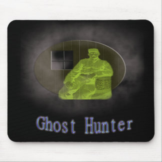 ghost hunter mouse pad