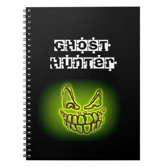Ghost Hunter Notebook