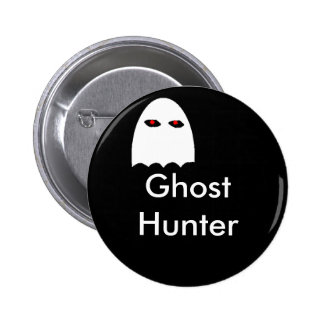 Ghost Hunter Pinback Button