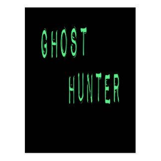 Ghost Hunter Postcards