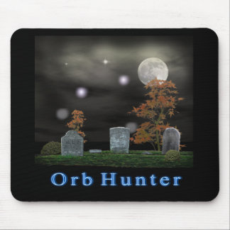 ghost hunter products mouse pad