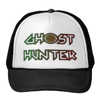 Ghost Hunter radar hat