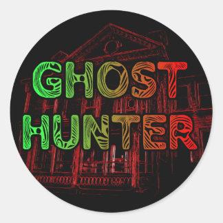 Ghost Hunter sticker