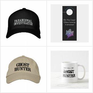 Ghost Hunter Supplies