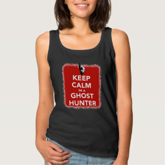 Ghost Hunter Tank Top