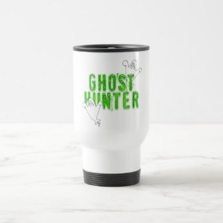Ghost Hunter Travel Mug