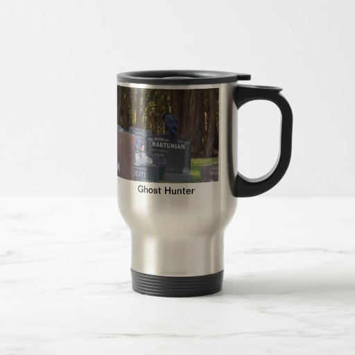 Ghost Hunter Travel Mug