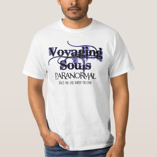 Ghost Hunter with Logo T-Shirt
