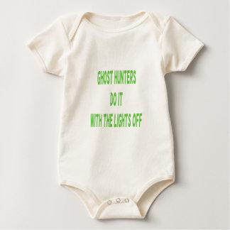 Ghost Hunters Do It Baby Bodysuit