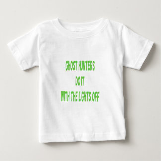 Ghost Hunters Do It Baby T-Shirt