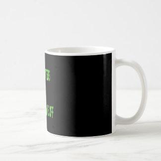Ghost Hunters Do It  - Black Background Coffee Mug