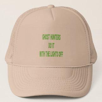 Ghost Hunters Do It Trucker Hat