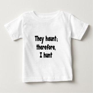 Ghost Hunter's Philosophy Baby T-Shirt