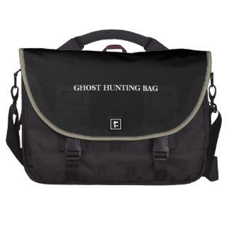 Ghost Hunting Bag Laptop Bag