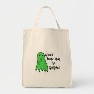 Ghost Hunting In Progress Bag
