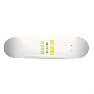 Ghost Hunting Season Skateboards