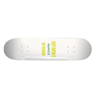 Ghost Hunting Season Skateboard