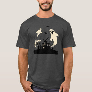 "Ghost Hunting - ""Spirits Fly Among Us!"" T-Shirt"
