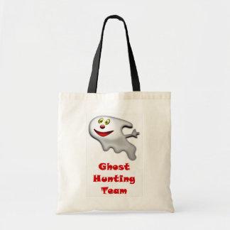 Ghost Hunting Team Tote Bag