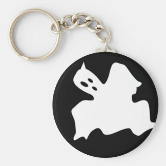 GHOST ICON KEYCHAINS