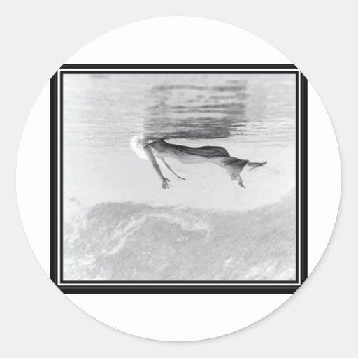 Ghost Image Sticker