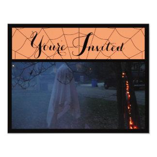 Ghost in a Fog - Card