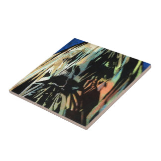 'Ghost in the Canvas' tile