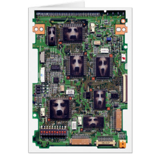 Ghost in the Circuit Card