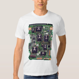 Ghost in the Circuit T-Shirt