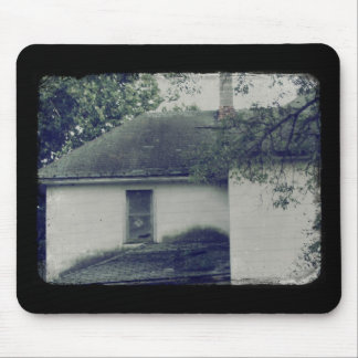 Ghost in the Window Mousepads