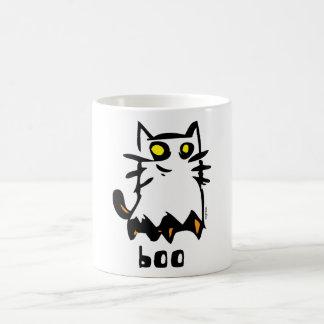 Ghost Kitty Coffee Mug