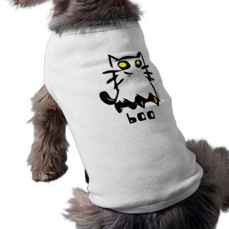Ghost Kitty Doggie Tee Shirt