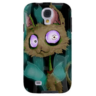 Ghost Kitty Galaxy S4 Case