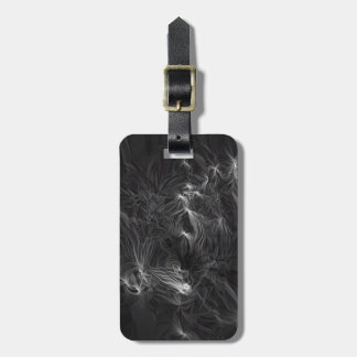 Ghost Luggage Tag