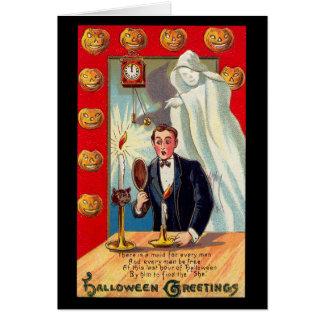 Ghost Mirror Card