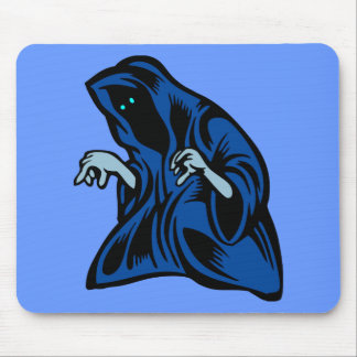 ghost mouse pads