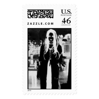 GHOST OF A CHANCE POSTAGE STAMPS
