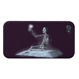 Ghost of a Rose Savvy Case For iPhone 4